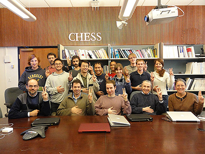 Ptolemy group photo 2011