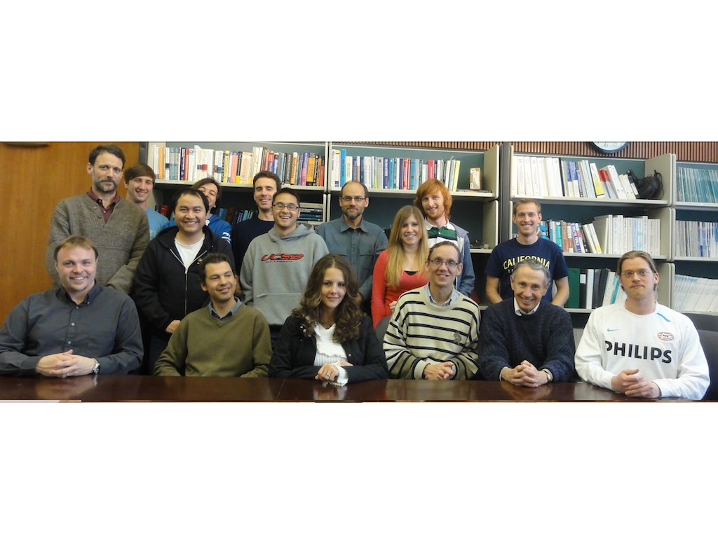 Ptolemy group photo 2012