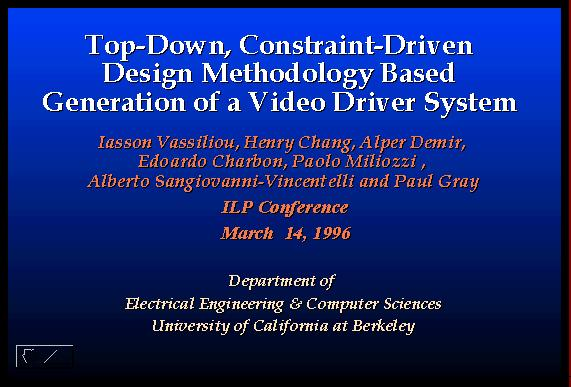 Top down constraint driven sciox Choice Image